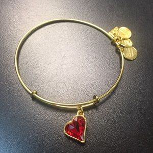Alex and Ani Heart of strength